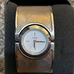 Fossil Cuff Watch